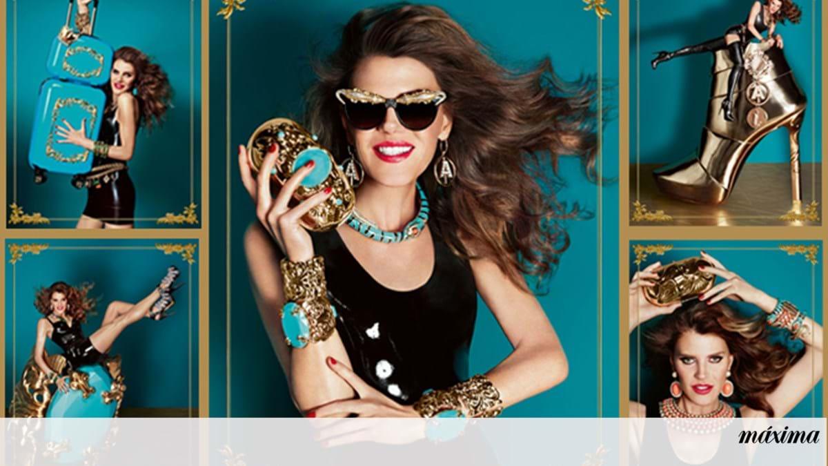 Annamania: Acessórios de luxo para todas! Moda Máxima