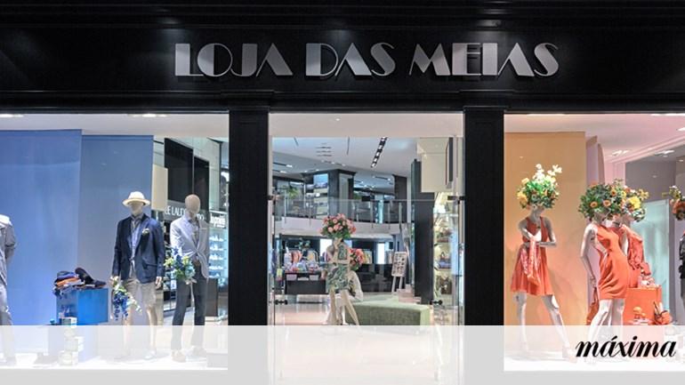 15773c1fef0 Loja das Meias Inaugura a sua Primeira Concept Store nas Amoreiras - Moda -  Máxima
