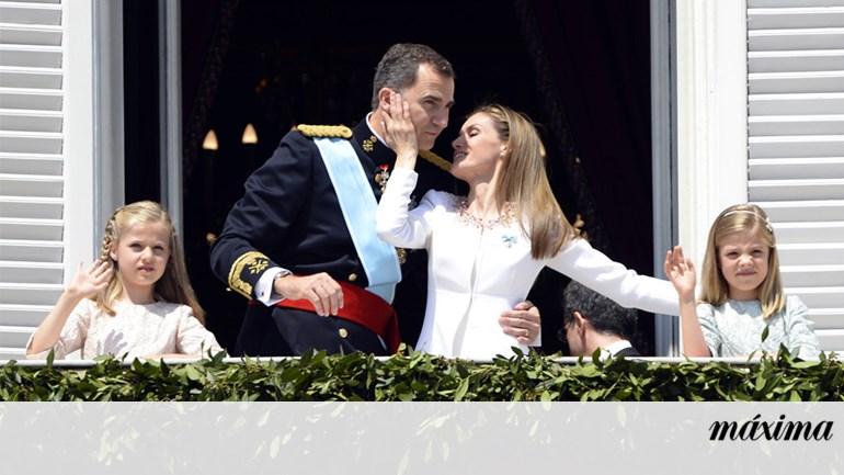a0fae71c3bef0 Os novos reis de Espanha - Celebridades - Máxima