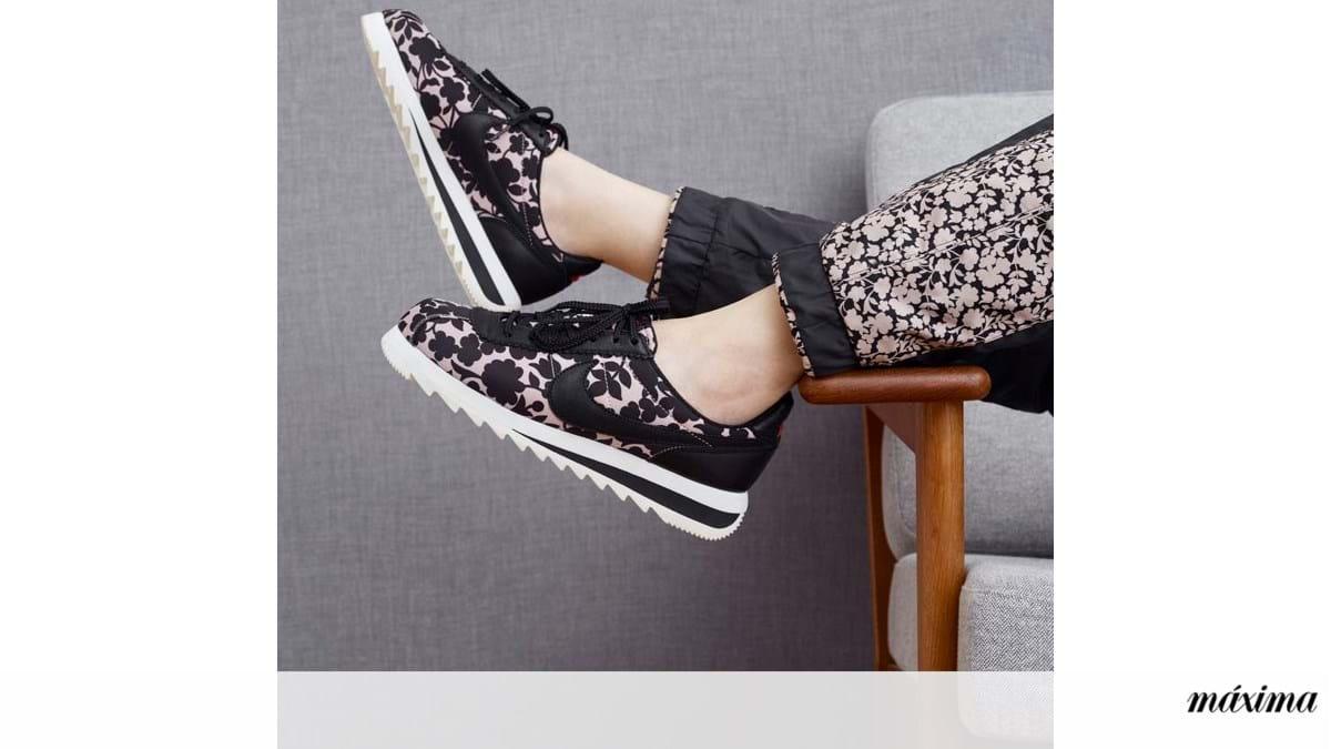 Nike Liberty London traz padrões contemporâneos