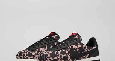 Nike Liberty London traz padrões contemporâneos Moda Máxima