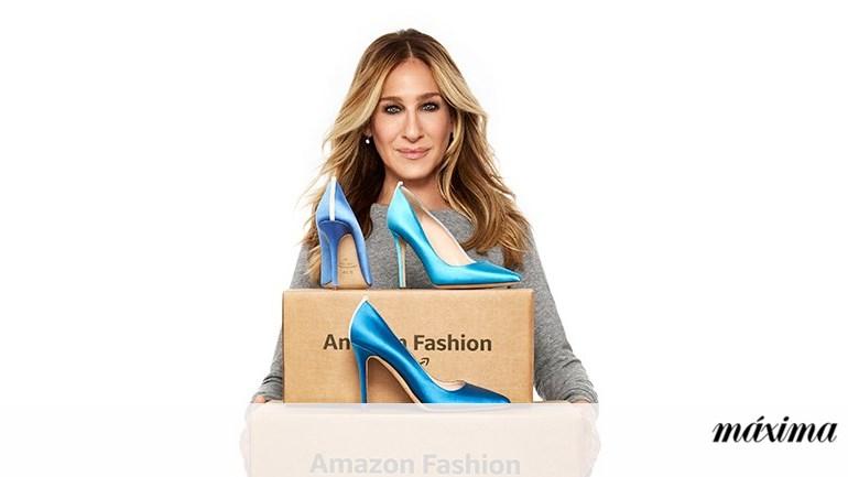 5bba7a08c Sarah Jessica Parker tem uma nova coleção de sapatos - Fotogalerias - Máxima