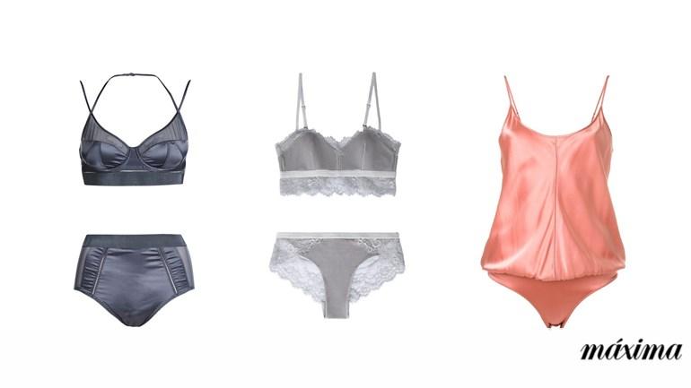 8cd2df5d5 Segunda pele  50 peças de lingerie - Moda - Máxima