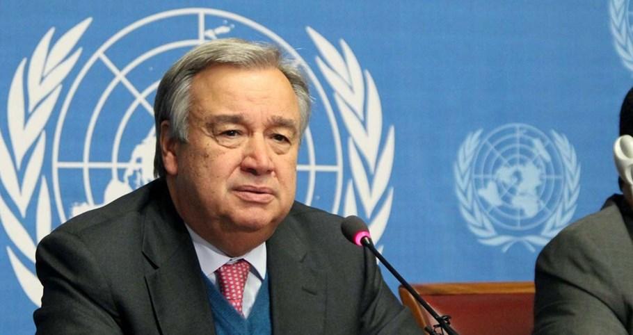 António Guterres apela para que se enfrente o racismo e a xenofobia