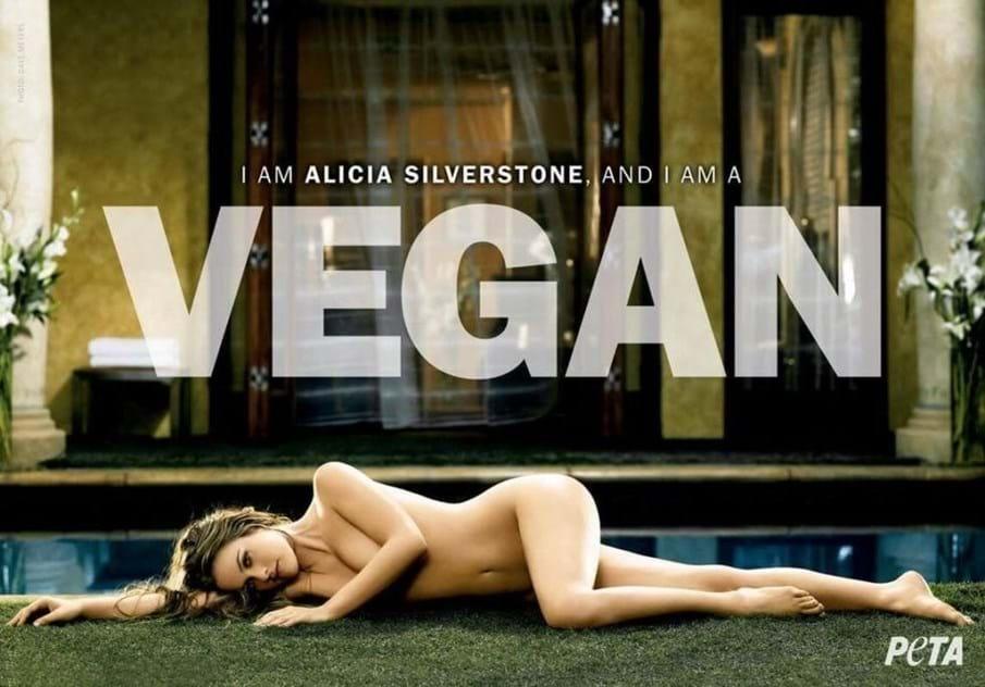 Alicia Silverstone, para a Peta (2007)