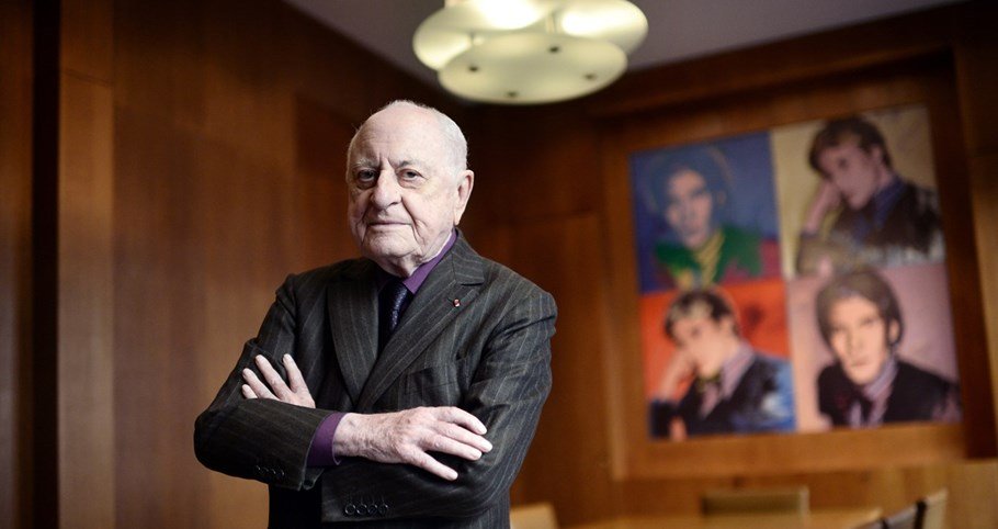 Pierre Berge, parceiro de Yves Sain Laurent, morre aos 86 anos