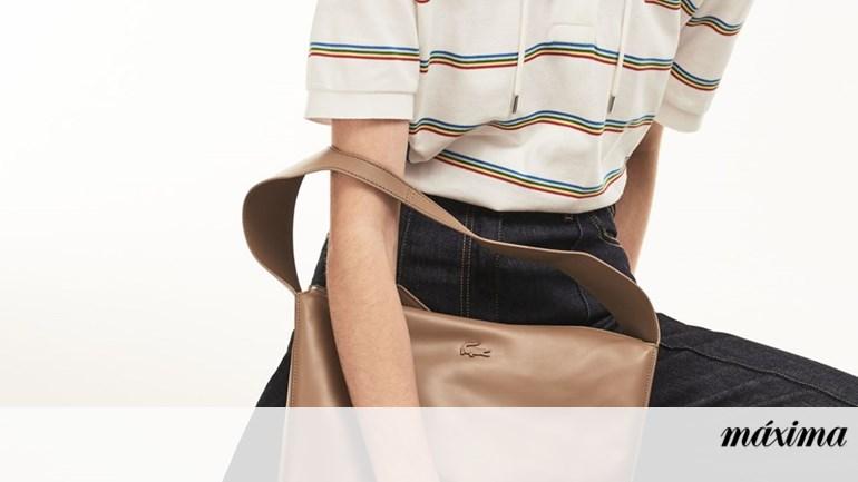 A Lacoste lança linha de carteiras minimalistas - Moda - Máxima 014de0d157