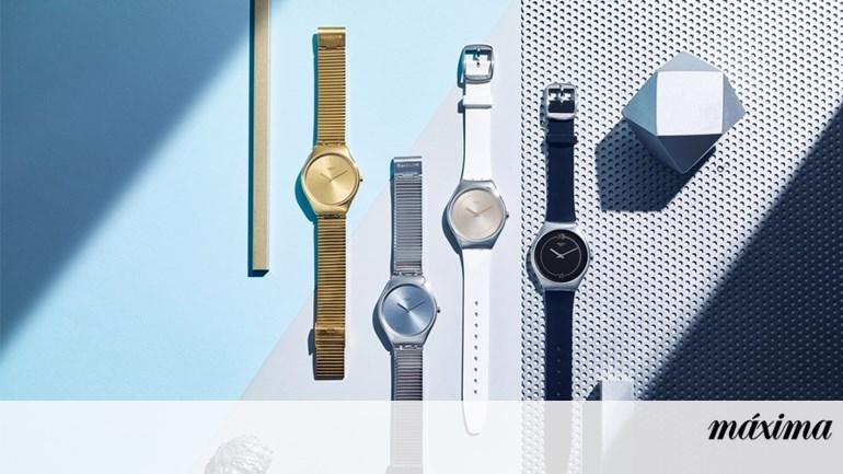 ed5f3373fd5 A tendência minimalista faz do relógio mais do que um objeto que mostra as  horas - Moda - Máxima