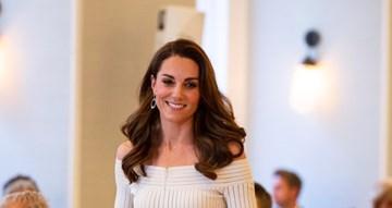 Kate Middleton comove com discurso sobre toxicodependência em Londres