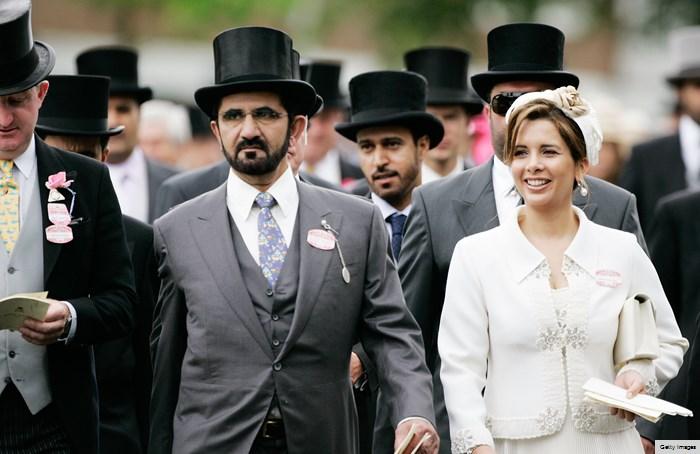 Adeus, princesa: a fuga de Haya da Jordânia para a Europa