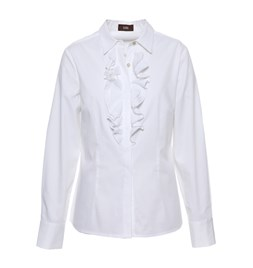 camisa branca peça chave