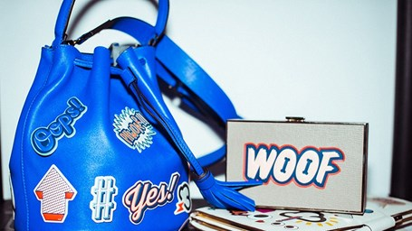Personalizar uma It Bag com Anya Hindmarch