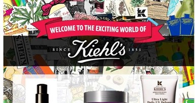 Kiehl´s TOP 10