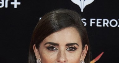 Penélope Cruz nos Feroz Cinema Awards 2016