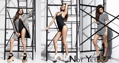 Carolina Loureiro para NOT YET