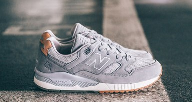 New Balance Grey Capsule Collection