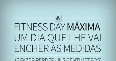 Máxima Fitness Day no Holmes Place