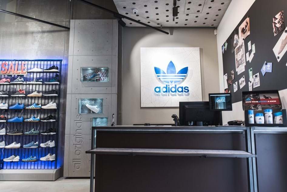 c4d25494c9d adidas abre a maior loja de moda do país em Lisboa - Moda - Máxima