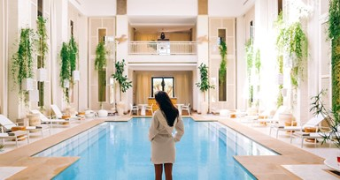 15 dos mais luxuosos SPAS do mundo