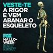 Halloween Beat Night na Estufa Fria