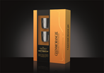 Whisky Glenmorangie - The Original Single Malt Scotch Whisky - com oferta de 2 copos em metal, sob o tema'CRAFTSMAN CUP', €42,65
