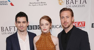 BAFTA Tea Party