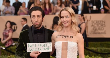 SAG Awards Anti-Trump
