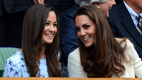 As irmãs Middleton
