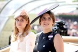 Princesas Beatrice e Eugenie