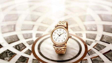 68e3fa30ec1 Da Vinci  O código da beleza na Boutique dos Relógios