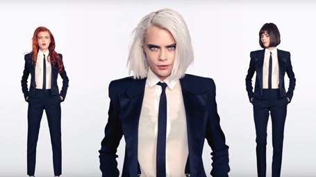 Cara Delevingne lança single musical