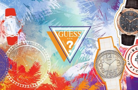 0d56f9e851e O que fazias para ir ao NOS ALIVE com a Guess Watches