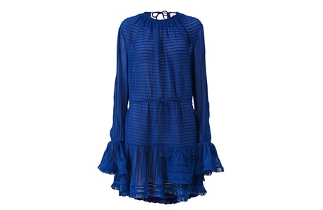 Swedish Blue: H&M Studio x Colette