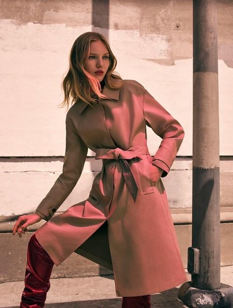 A campanha outonoinverno 2017 da Zara já chegou Moda Máxima
