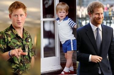 Mais de 30 curiosidades sobre a vida do príncipe Harry