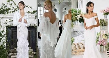 c617ab10f4e Noivas 2018  as 10 tendências para esta primavera - Casamentos - Máxima