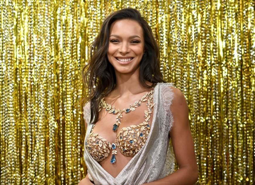 8d7676bfbf3 Lais Ribeiro é a modelo que vai usar o Fantasy Bra da Victoria s Secret