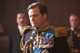 Colin Firth interpreta Rei George VI, O Discurso do Rei (2010)