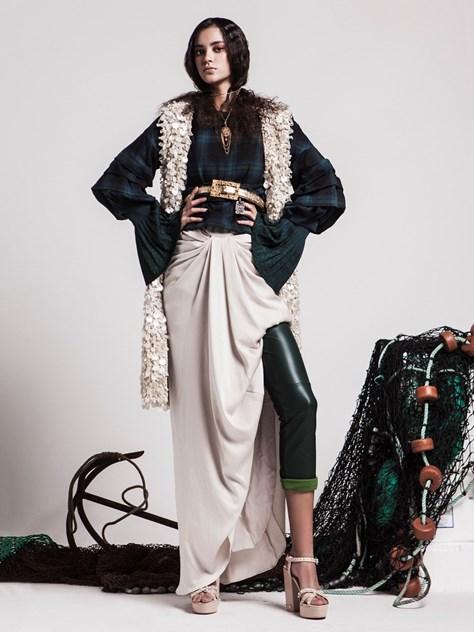 a672b1bf130 Quem são os novos talentos da moda portuguesa  - Moda - Máxima