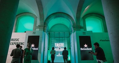 Taste the Future with Heineken