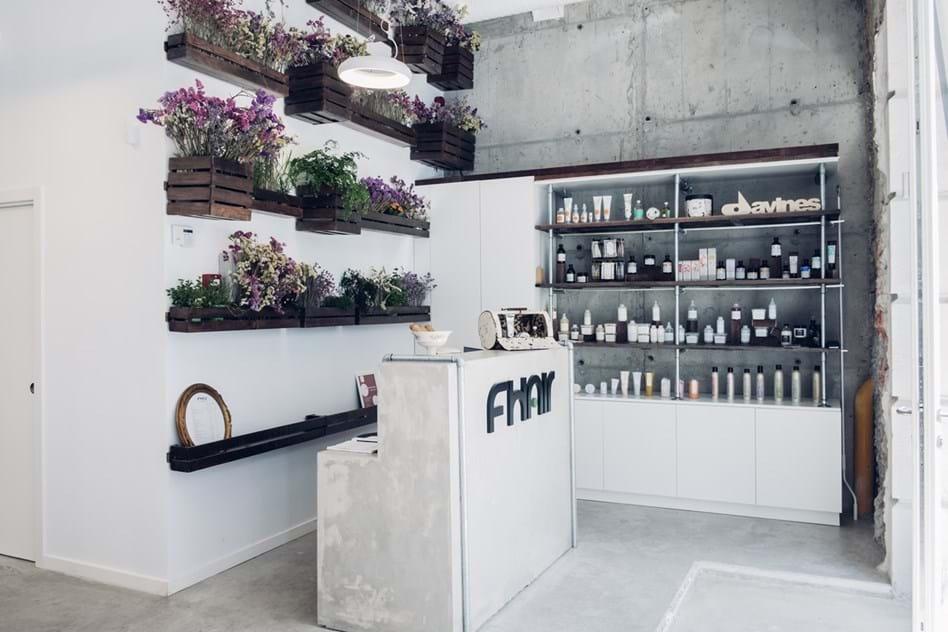 Fhair Organic Hair Studio  onde beleza e sustentabilidade se unem ... 209c245475