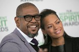 Autumn, Sonnet e True | Pais: Forest Whitaker e Keisha Nash Whitaker