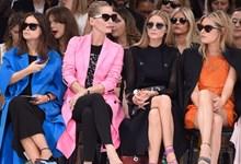 Diz-me onde te sentas e eu digo-te quem és na hierarquia da moda
