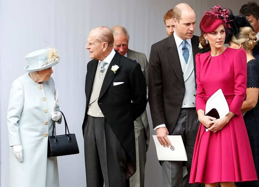 ed92f5de834c Os convidados do casamento de Eugenie e Jack Brooksbank ...