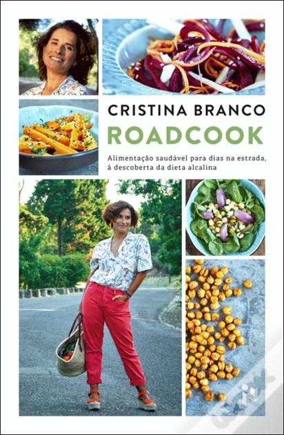 """A Fadista Cristina Branco conta como descobriu a alimentação alcalina para """"dias de estrada""""."""