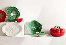 Zara Home lança coleção em parceria com a Bordallo Pinheiro