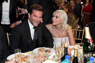 Lady Gaga responde aos rumores sobre a química intensa com Bradley Cooper