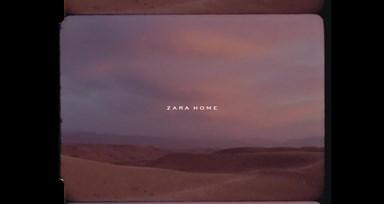 Zara Home apresenta uma coleção inspirada no deserto