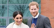 Meghan Markle e príncipe Harry anunciam nova conta no Instagram