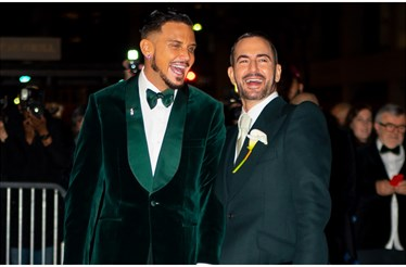 O casamento de Marc Jacobs e Char DeFrancesco